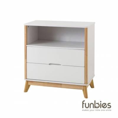 Viggo Changer Dresser with Removable Changing Tray