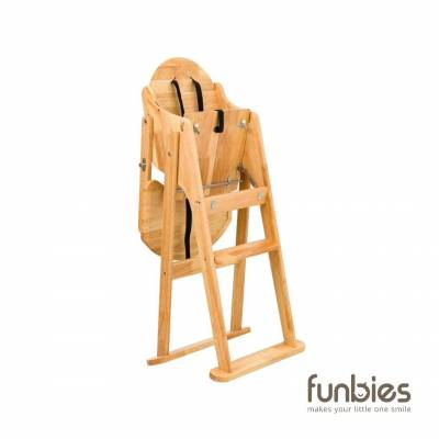 Mike Foldable Baby Highchair