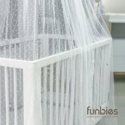 5-Level Adjustable Mosquito Net with Stand