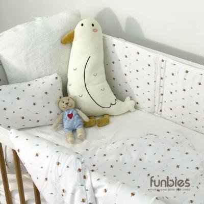 Acorn 8in1 Bedding Set
