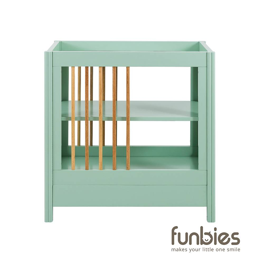 Clover Change Table (Soft Green)