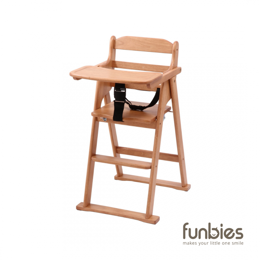 Zoey Foldable Baby Highchair